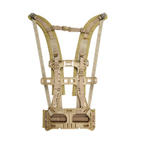 Frame and Straps Multicam -