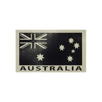 IR Australian National Flag Tan