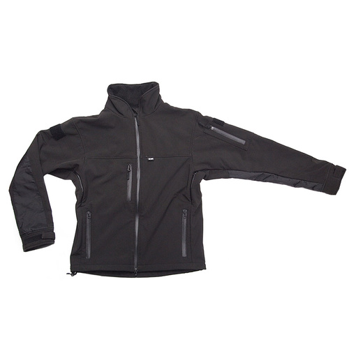 Hardface Jacket - Black - X-Small