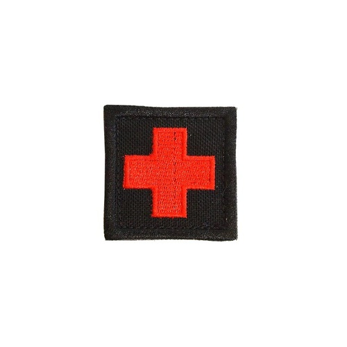 Medical Cross - Black